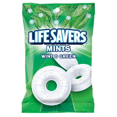 Life Savers Mints Wint O Green