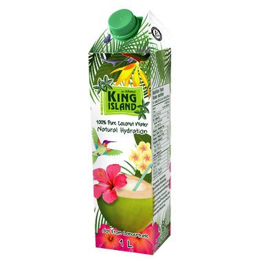 King Island 100% Pure Coconut Water