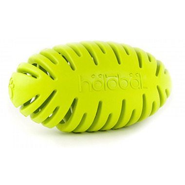 Petprojekt Large Holobal Football Dog Toy in Green