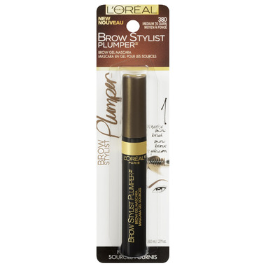 L\'Oreal Brow Stylist Plumper Brow Gel Mascara