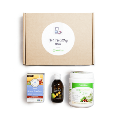 Well.ca Get Healthy Box