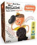 Tolerant Organic Black Bean Mini Fettuccine