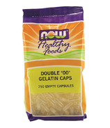"NOW Foods Double ""00"" Gelatin Caps"