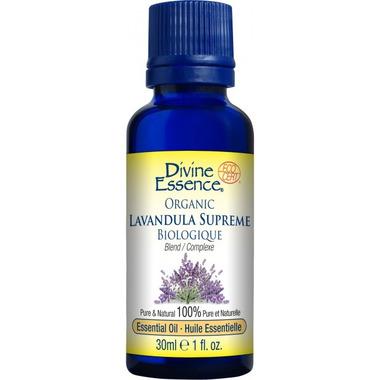 Divine Essence Lavandula Supreme Essential Oil