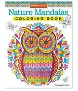Fox Chapel Nature Mandalas Coloring Book