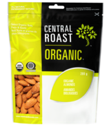 Central Roast Organic Almonds