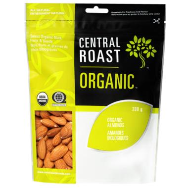 Central Roast Organic Almonds