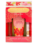 Pacifica Hawaiian Ruby Guava Take Me There Set