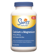 Swiss Natural Sources Calcium & Magnesium