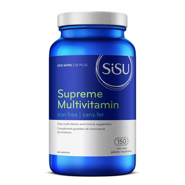SISU Supreme Multivitamin Bonus Size