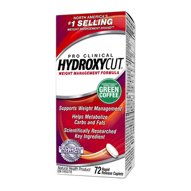 how to take hydroxycut pro clinical