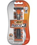 BIC Hybrid 3 Advance Disposable Razor System