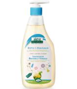 Aleva Naturals Bottle & Dish Liquid Fragrance Free