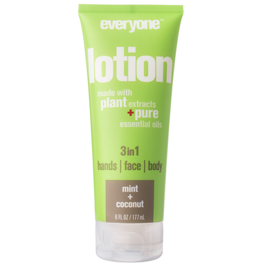 Everyone 3-in-1 Lotion Mint & Coconut
