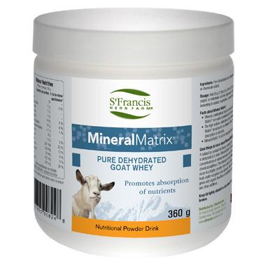 St. Francis Herb Farm Mineral Matrix