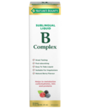 Nature's Bounty Liquid B Complex