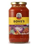 Boves Roasted Garlic Tomato Sauce
