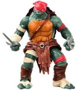 Ninja Turtles Combat Warrior Raphael Figure