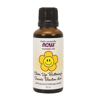 NOW Essential Oils Cheer Up Buttercup! Blend
