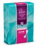 Poise Thin-Shape Pads Maximum Absorbency
