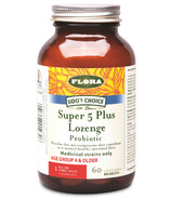 Udo's Choice Super 5 Plus Lozenge Probiotic