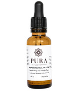 Pura Botanicals Men's Botanical Beard & Face Oil