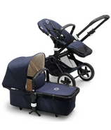 Bugaboo Buffalo Stroller Classic+ Collection Navy