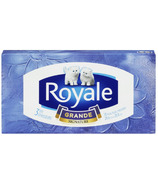 Royale Grande Signature 3-Ply Facial Tissues