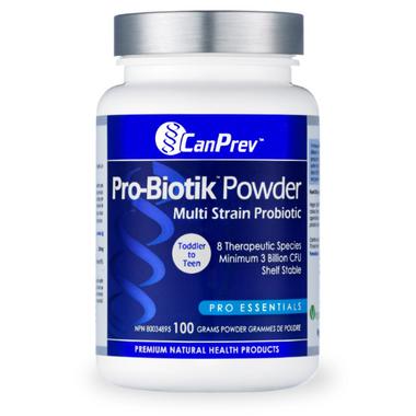 CanPrev Pro-Biotik Powder for Toddlers to Teens