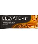 Elevate Me Peanut Butter Cocoa Bars