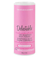 Be Delectable Strawberry & Cream Dry Shampoo & Body Powder