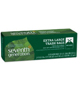 Seventh Generation Extra Large Trash Bags With Twist Ties