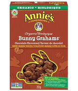 Annie's Homegrown Organic Chocolate Bunny Grahams