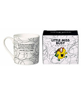 Mr. Men & Little Miss Little Miss Busy Mug