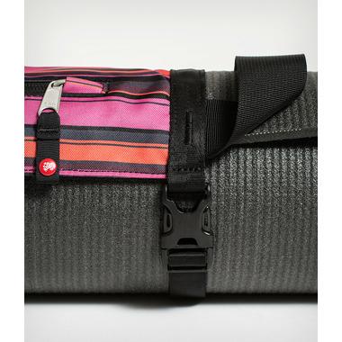 Manduka Go Play Yoga Mat Sling Variegated Stripe