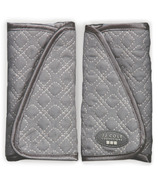 JJ Cole Reversible Car Seat Strap Covers Graphite