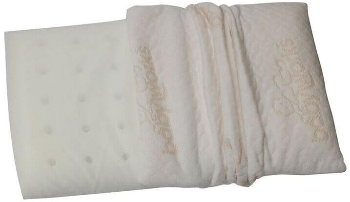 Buy Baby Works Toddler Pillow With Bamboo Pillow Case At