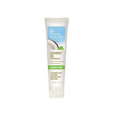 Desert Essence Coconut Oil Toothpaste