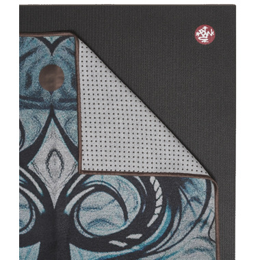 Manduka yogitoes Skidless Towels Valor