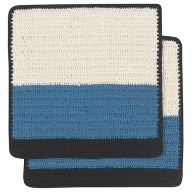 Danica Studio Dish Cloth Crochet Sasha Delft