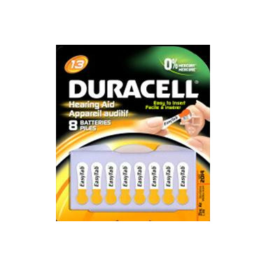 Duracell Hearing Aid Battery Size 13