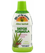 Lily Of The Desert Aloe Herbal Detox Formula
