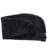 Studio Dry Turban Hair Towel Black