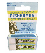 Nova Scotia Fisherman Lip Balm DUO Packs Sea Kelp