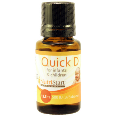 Quick D Children\'s Liquid Vitamin D