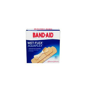 Band-Aid Wet Flex Assorted Value Pack