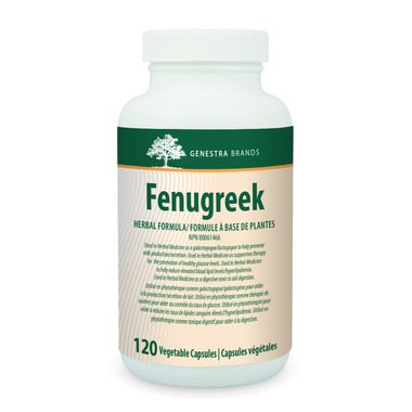 Genestra Fenugreek Herbal Formula