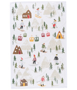 Now Designs Hit the Slopes Dishtowel