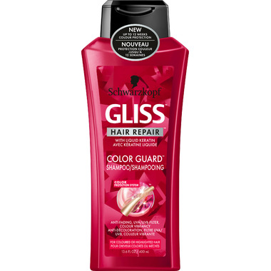 Schwarzkopf GLISS Color Guard Shampoo