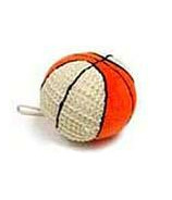 Kingsley Terry & Sisal Scrubber Basketball